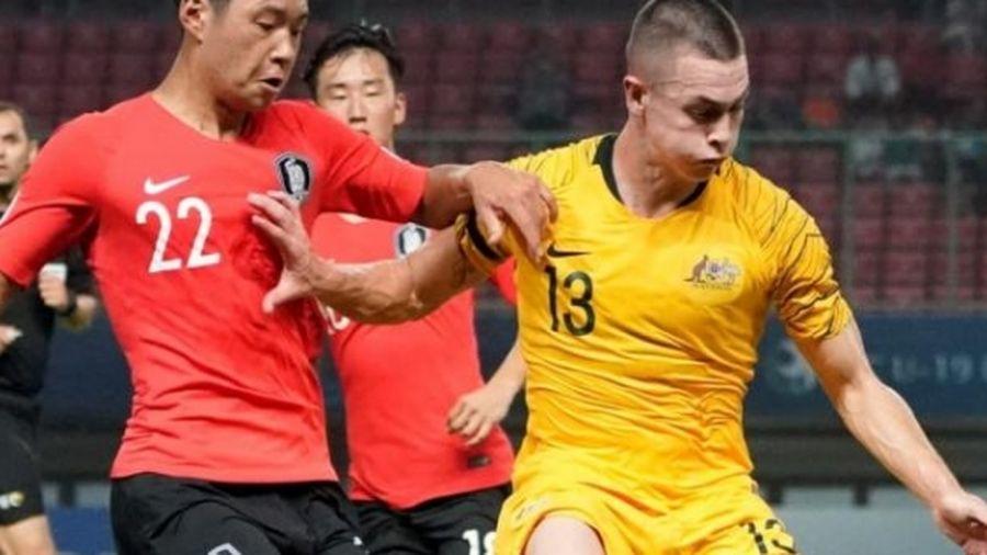U19 Hàn Quốc và U19 Australia hòa nhau, cơ hội của U19 Việt Nam vẫn còn