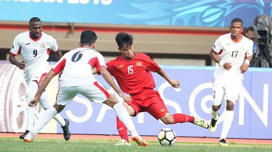 VIDEO: U19 Việt Nam 1-2 U19 Jordan