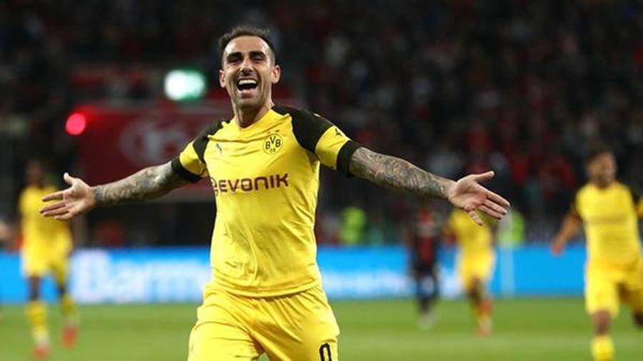 VIDEO: Top 5 siêu phẩm đẹp nhất vòng 8 Bundesliga