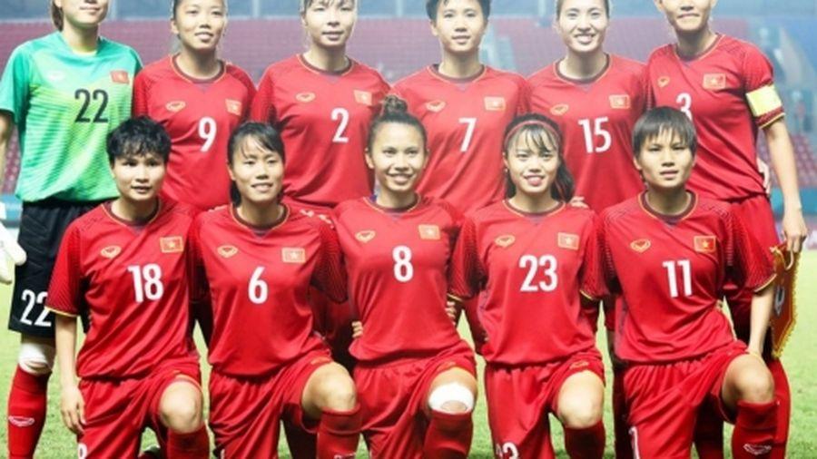 Bảng xếp hạng FIFA Quý III/2018: ĐT nữ Việt Nam xếp vị trí 36 thế giới