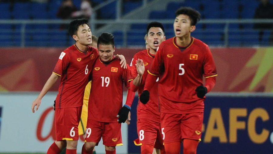 Kết quả bốc thăm vòng loại U23 châu Á 2020: U23 Việt Nam đụng Thái Lan