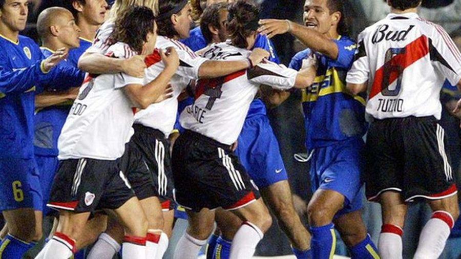 'Siêu kinh điển' Boca Juniors vs River Plate lấn át derby Manchester