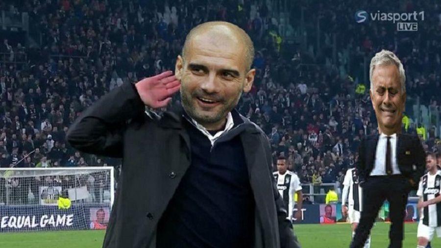 Mourinho thành trò cười cho cư dân mạng với loạt ảnh chế cực chất