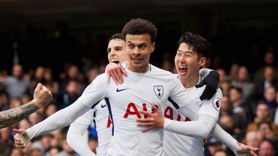 Trước vòng 13 Premier League: Tottenham vào top 3?