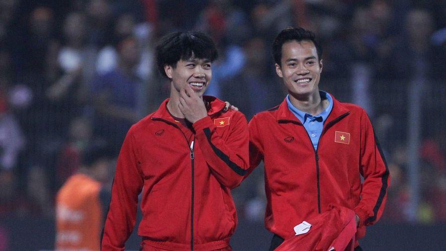 Văn Toàn có thể dự trận bán kết lượt về cùng tuyển Việt Nam?