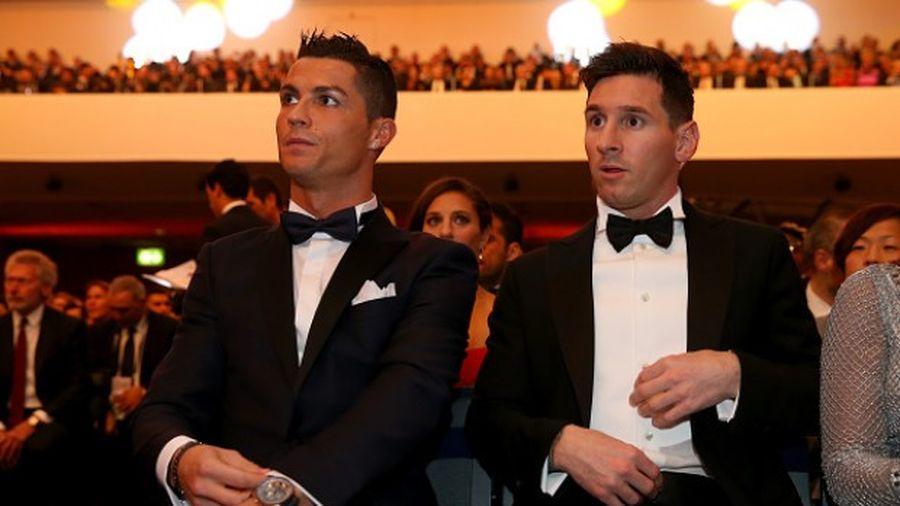 Ronaldo, Messi được mời dự khán trận đấu nóng nhất hành tinh
