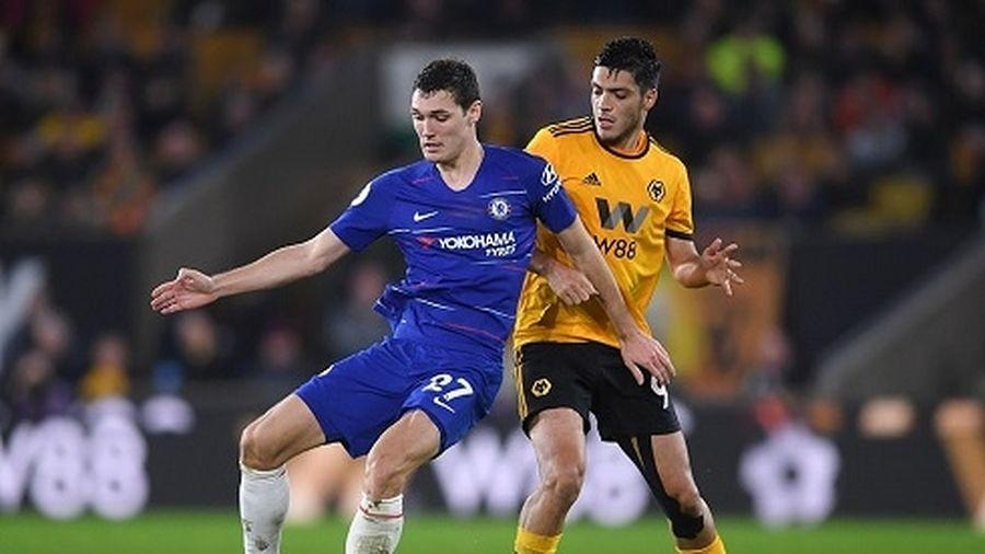 Thua sốc Wolves, Chelsea tụt xuống thứ tư