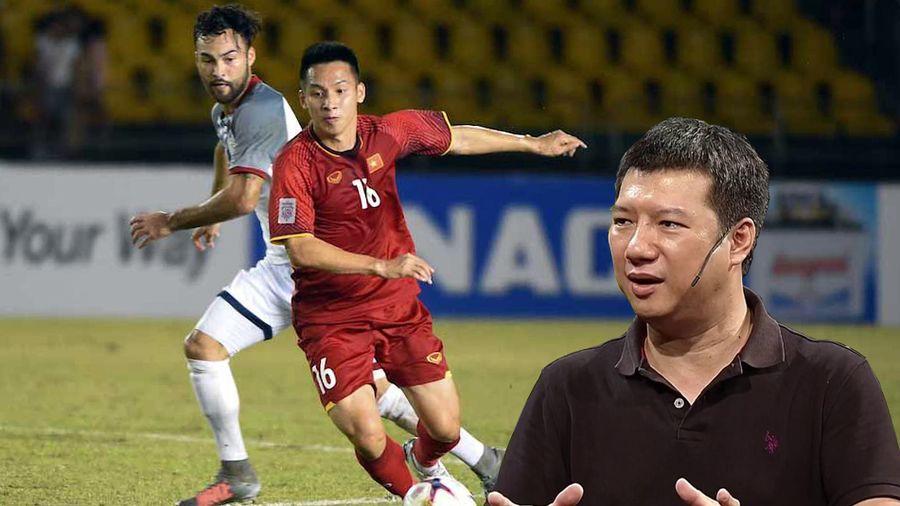 BLV Quang Huy: 'Tôi hy vọng Việt Nam thắng đậm Philippines'