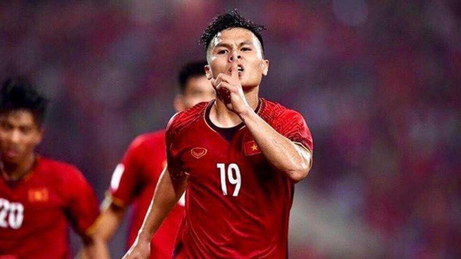 Hãy bình chọn cho Quang Hải với bàn thắng đẹp nhất vòng bán kết AFF Cup 2018