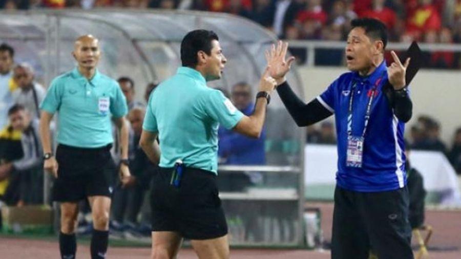 Malaysia bị tố 'mua' trọng tài trận chung kết lượt về