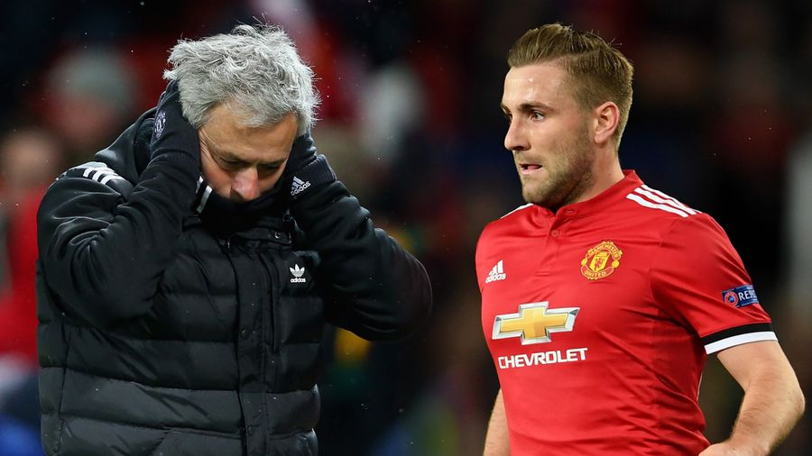 Luke Shaw: 'Những gì Mourinho làm xứng đáng được tôn trọng'
