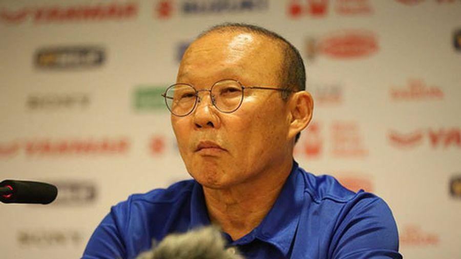 HLV Park Hang Seo nói gì sau trận hòa CHDCND Triều Tiên?