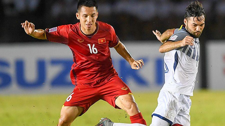 Xem trận giao hữu Việt Nam vs Philippines trên kênh nào?