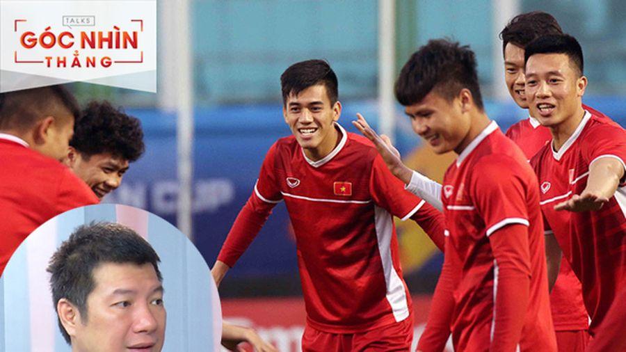 BLV Quang Huy: Việt Nam sẽ có điểm trước Iraq