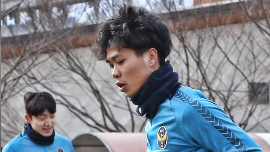 Công Phượng có bàn thắng đầu tiên cho Incheon United