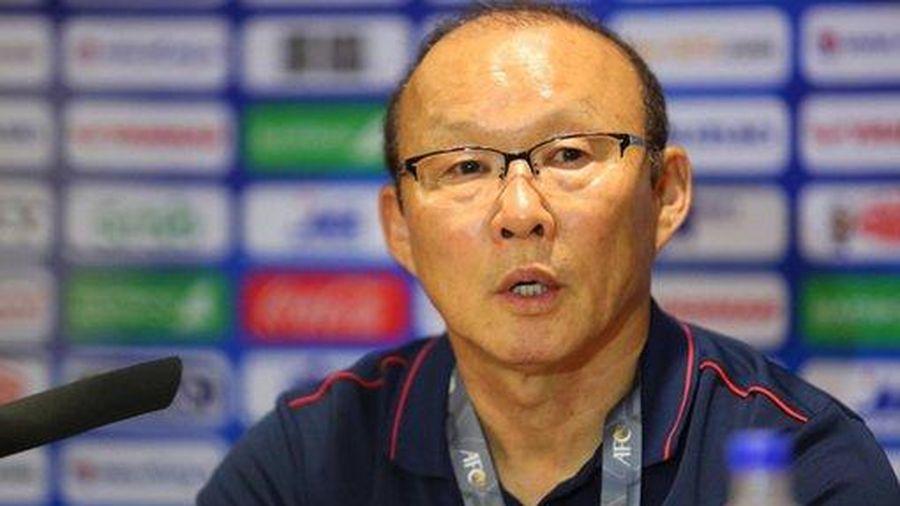 HLV Park Hang Seo nói một câu khiến CĐV Việt tự hào