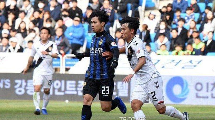 NÓNG: Công Phượng hôm nay sẽ đá chính K-League