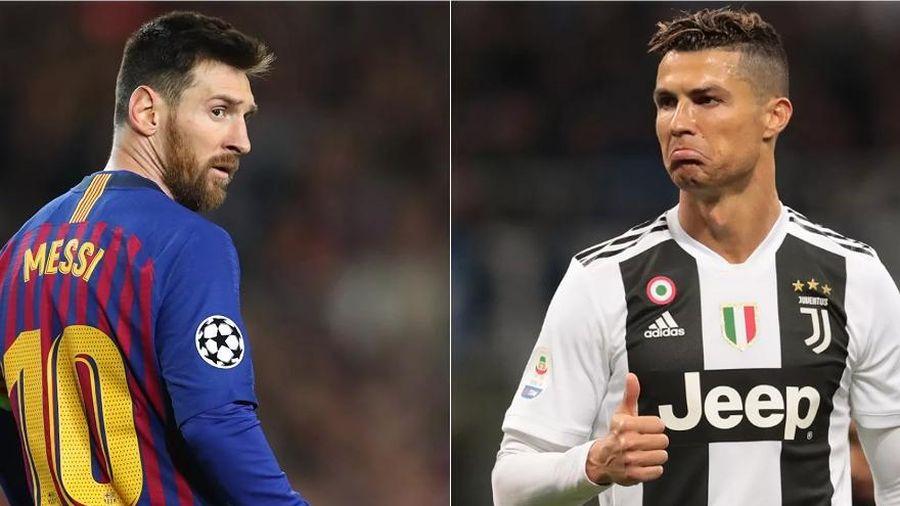 Messi sẽ 'kích thích' Ronaldo bùng nổ?