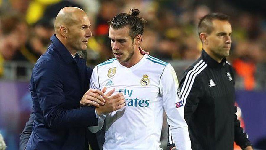 Đây là cách Zidane 'đì' Bale nếu không chịu rời Real