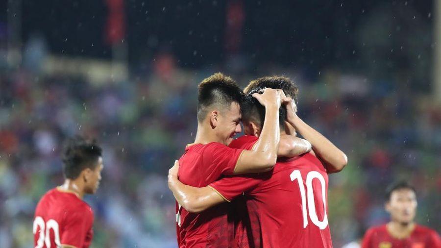 Xem lại U23 Việt Nam 2-0 U23 Myanmar