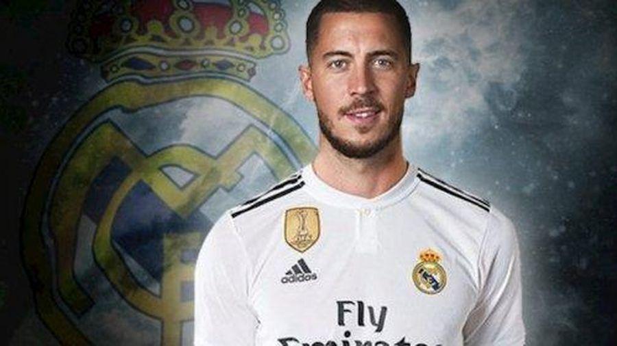 SỐC: Từ 3 năm trước, Real đã gặp nói Hazard thay 'kẻ vĩ đại'