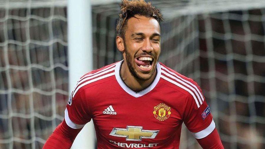 Aubameyang đồng ý chuyển sang khoác áo Man Utd?